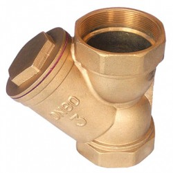 Brass 'Y' Strainers
