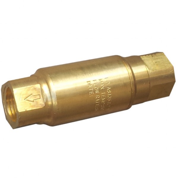 Brass Fixed Pressure Regulating Valves