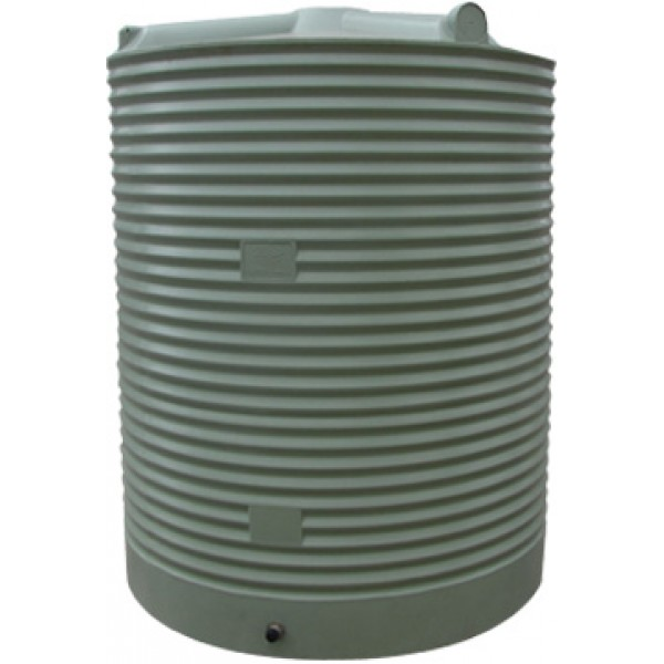 4500ltr All Poly Tall Poly Tank