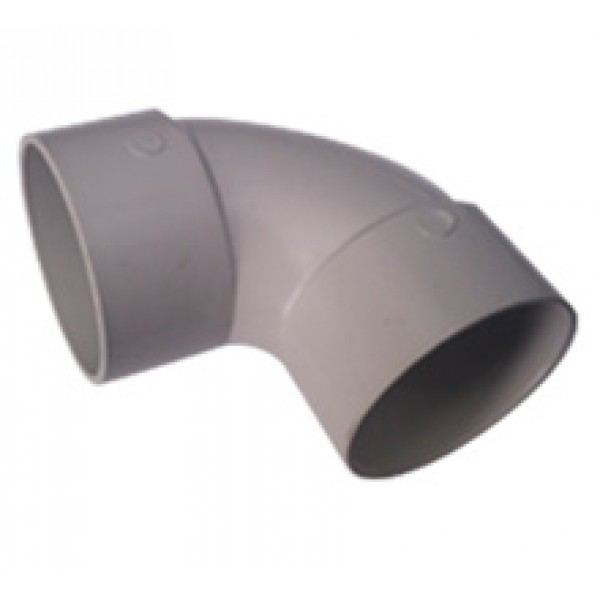 PVC DWV Elbow 88° 50mm