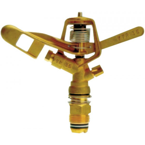 Vyrsa 35 Full Circle Brass Impact Sprinkler