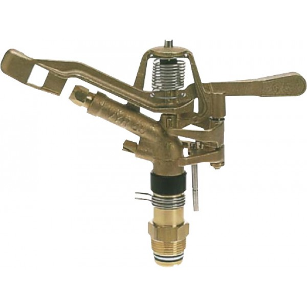 Vyrsa 65 Full/Part Circle Brass Impact Sprinkler