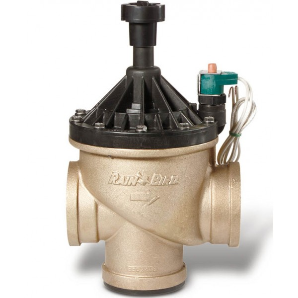 Rainbird BPE/BPES Series Brass Solenoid Valves