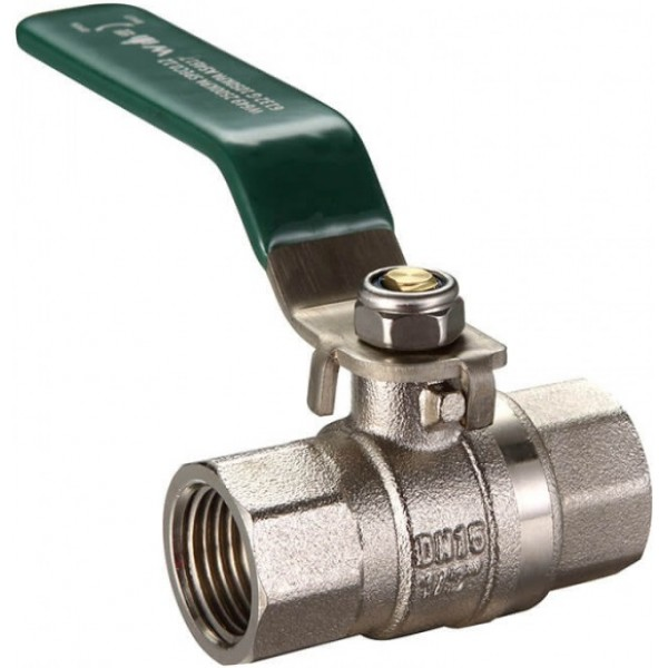 Brass Lever Handled Ball Valves Dual Approved