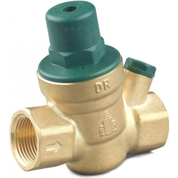 Brass Adjustable Pressure Regulating Valves