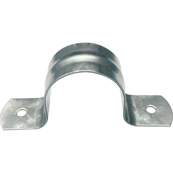 Galvanised Steel Saddles for PVC Pipe