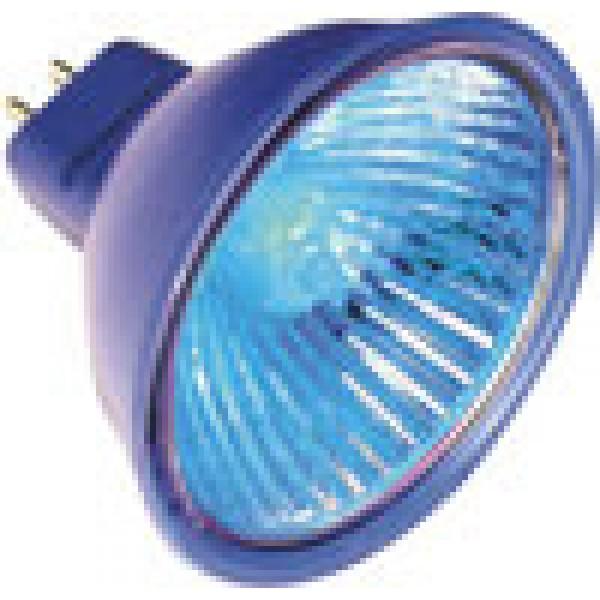 Nelson 12v MR16 Coloured Halogen Dichroic Lamps