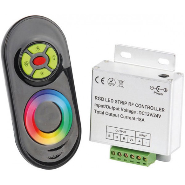 Havit LED Multifunction RGB Controller with Remote