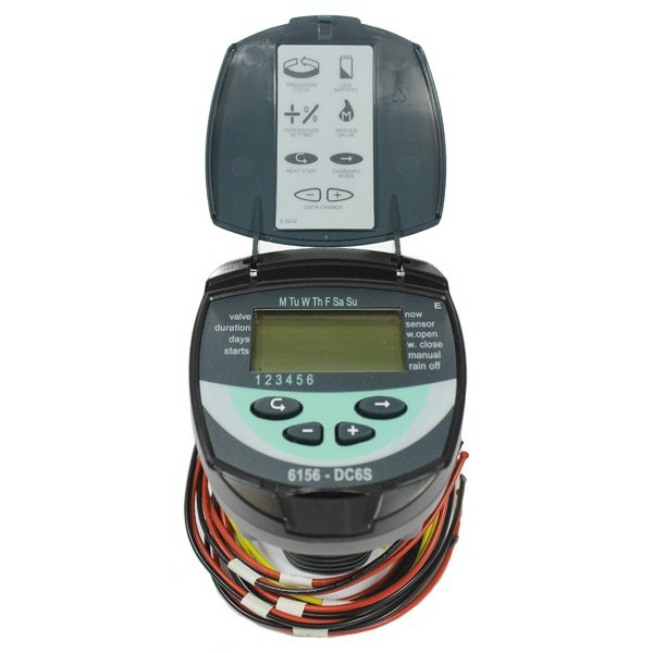 Galcon DC6S 6 Zone Battery Controller