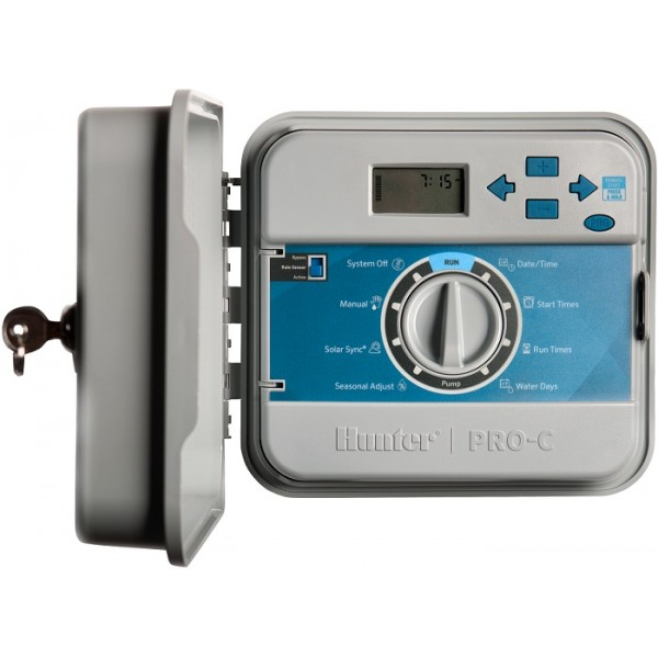 Hunter Pro-C 4 Zone Outdoor Controller