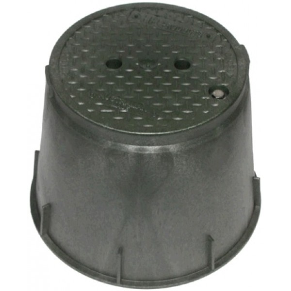 HR Commercial Large Round Valve Box