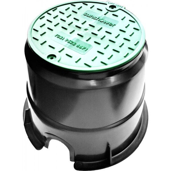 Sunshower Domestic Round Valve Box