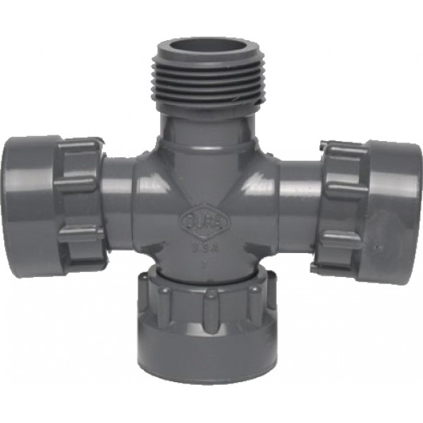 Dura Manifold Cross (MFFF) 25mm