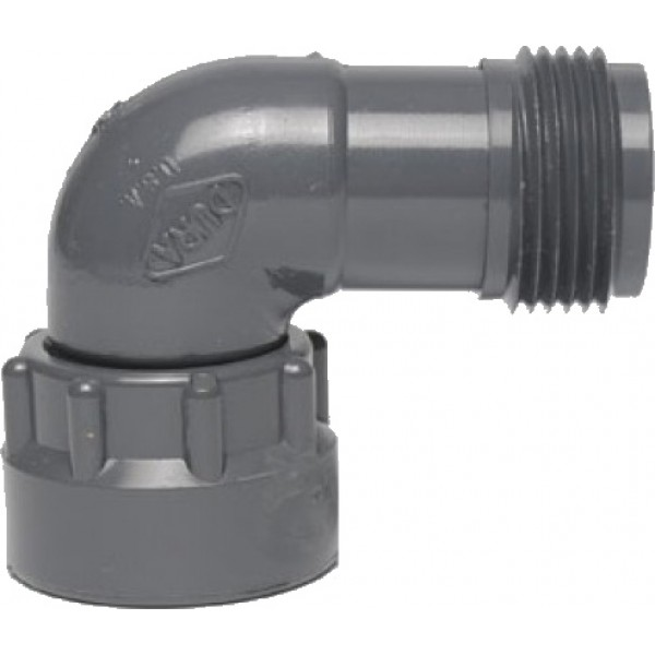 Dura Manifold Elbow (M&F) 25mm