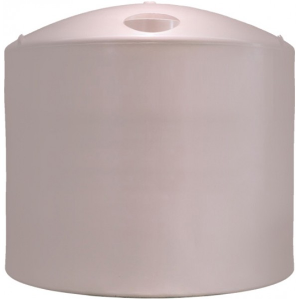 13500ltr Nylex Round Poly Tank