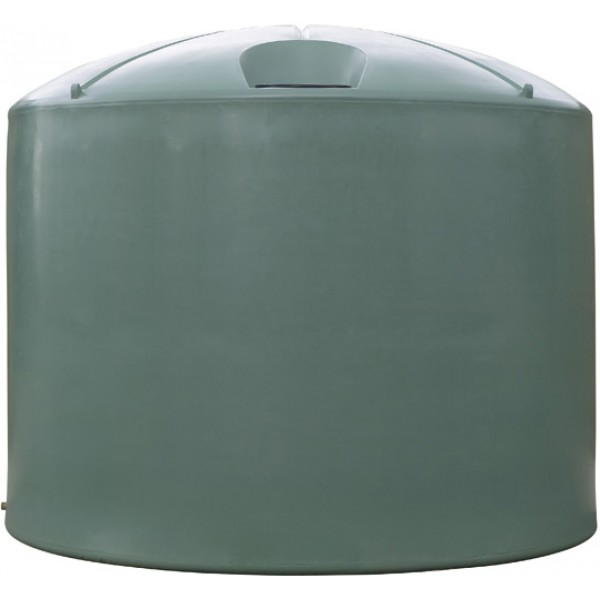 30000ltr Nylex Round Poly Tank