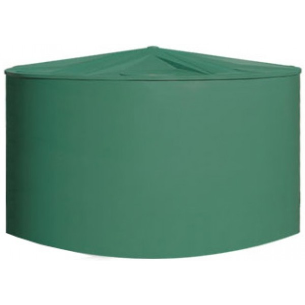 4500ltr Waterstore Round Poly Tank