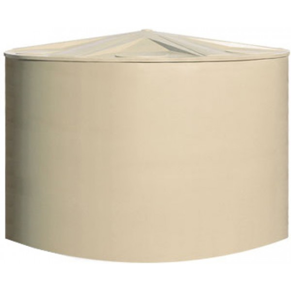 9000ltr Waterstore Round Poly Tank