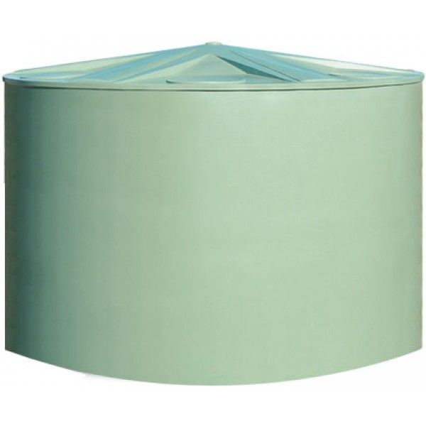 33750ltr Waterstore Round Poly Water Tank