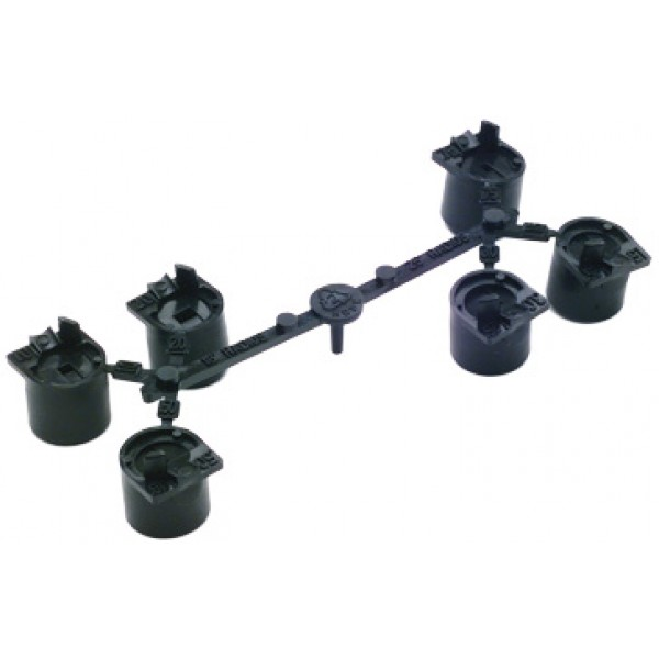Hunter PGP Ultra Nozzle Racks