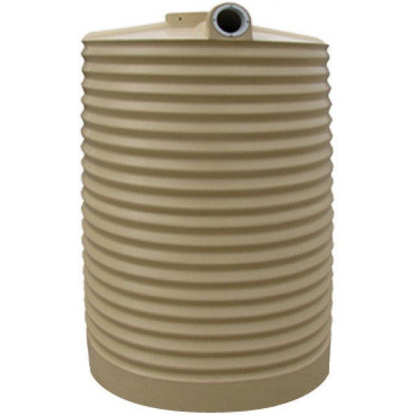 1000ltr All Poly Round Tank