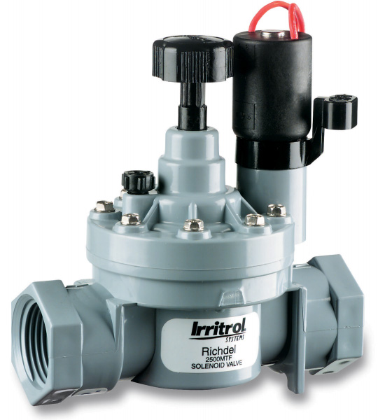 Irritrol Richdel 2500 Series Solenoid Valves